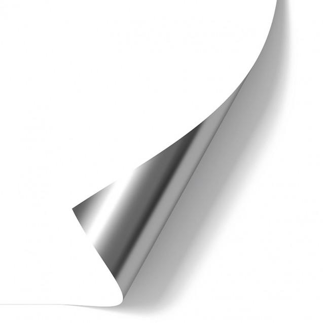 Бумага кашированная полиэтиленом с металлизированной ПЭТ пленкой на заказ