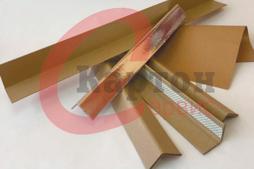 Новый вид упаковочного материала «Картонные профили»