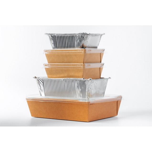 Крышки к контейнерам из фольги PRIME CAP