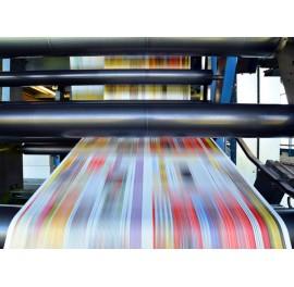 Печать на бумаге и картоне