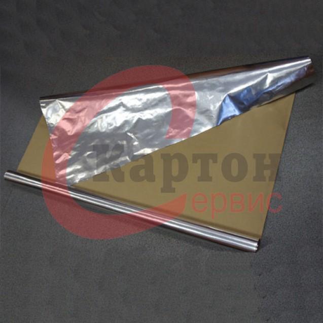 Картон металлизированный
